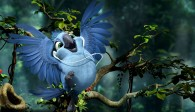 Carla from Rio 2 movie wallpaper