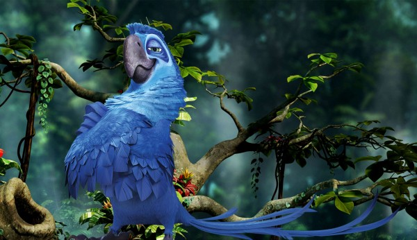 Eduardo from Rio 2 movie wallpaper
