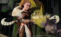Valka from How to Train Your Dragon 2 movie wallpaper