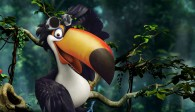 Rafael from Rio 2 movie wallpaper