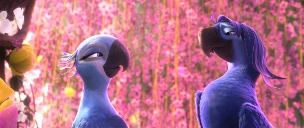 Rio 2 movie desktop iPhone wallpaper