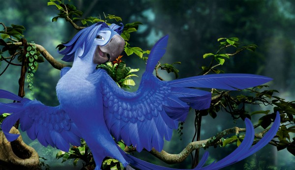 Roberto from Rio 2 movie wallpaper