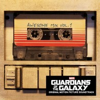 Star Lord's awesome mix tape cassette from Guardians of the Galaxy