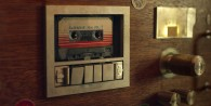 Star Lord's awesome mix tape cassette from Marvel's Guardians of the Galaxy