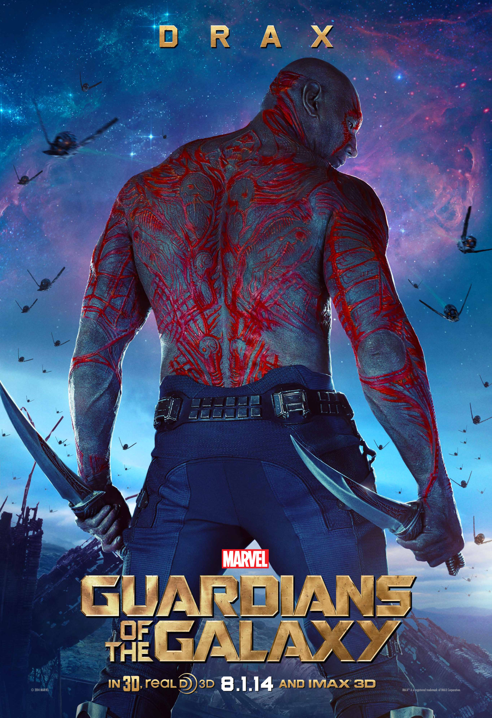 Good Wallpaper Movie Guardians The Galaxy - Guardians-of-the-Galaxy-Drax-Wallpaper  Pictures_632793.jpg