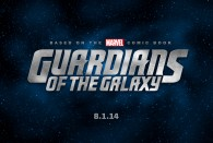 logo for Marvel's Guardians of the Galaxy wallpaper