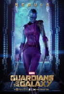 Nebula from Marvel's Guardians of the Galaxy wallpaper