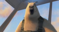 Corporal the Norwegian polar bear from The Penguins of Madagascar movie wallpaper