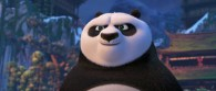 Po from Kung Fu Panda 3 - DreamWorks CG animated movie wallpaper